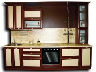 Кухня Симбирск 6 - Мебельная фабрика «Волжская мебель»