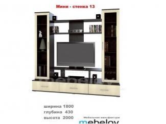 Мини-стенка 13 - Мебельная фабрика «МЕБЕЛов»