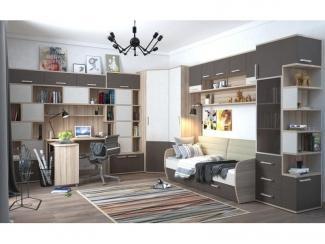 Модульная мебель для школьника Орион 2 - Мебельная фабрика «Порта»