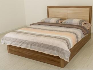 Кровать Николь с бельевым ящиком - Мебельная фабрика «Askona»