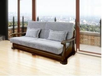 Диван на деревянном основании Магнат - Мебельная фабрика «Донской стиль»