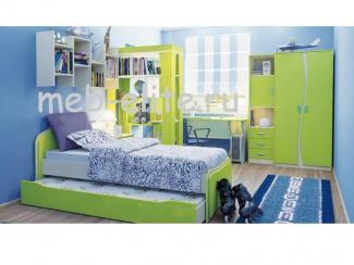 Детская Комби МН-211 - Импортёр мебели «MEB-ELITE (Китай)»