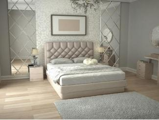 КРОВАТЬ ЮМА ВЕНЕТО  - Мебельная фабрика «Торис»