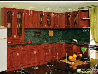 Кухонный гарнитур «Люкс» - Мебельная фабрика «SON&C»