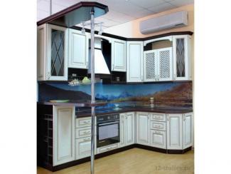 Кухонный гарнитур угловой Прованс - Мебельная фабрика «12 стульев»