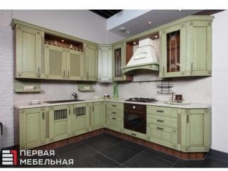 Кухня Флореале - Мебельная фабрика «Первая мебельная фабрика»