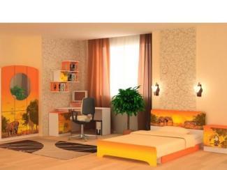 Детская 13 Сафари - Мебельная фабрика «Ивушка»