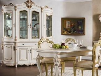 Гостиная Джоконда Крем - Салон мебели «Zaman»