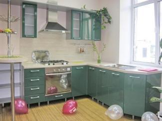 Кухонный гарнитур угловой 30 - Мебельная фабрика «Л-мебель»