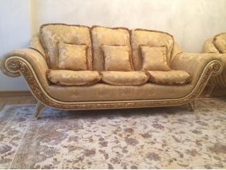 Изящный диван  - Мебельная фабрика «Элит-диван», г. Москва