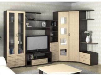 Угловая гостиная Каприз  - Мебельная фабрика «Ольга»