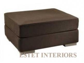 Современный пуф - Мебельная фабрика «ESTET INTERIORS»