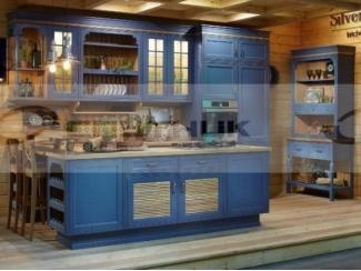 Кухня в английском стиле Вильям - Мебельная фабрика «Спутник стиль»