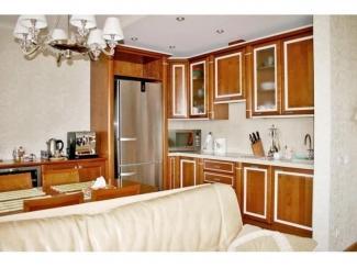 Угловой кухонный гарнитур  - Мебельная фабрика «Мебель Продакшн (Мастерская мебели)»