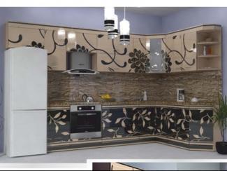 Кухонный гарнитур Фотопечать 03 - Мебельная фабрика «Форт»