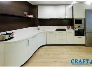 Кухня угловая Монолит - Мебельная фабрика «Крафт»