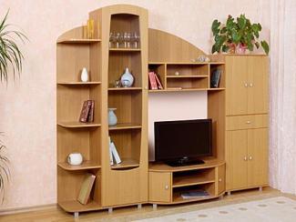 Гостиная стенка Бари - Мебельная фабрика «Мебель плюс»