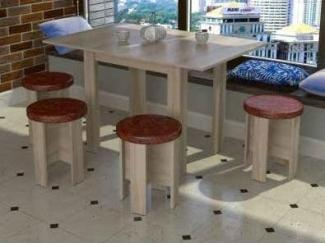 Кухонный уголок Капучино ОГ 2 - Мебельная фабрика «Алсо»
