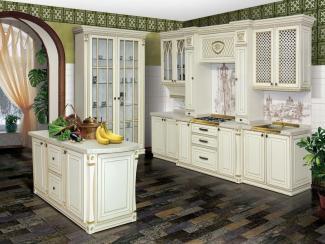 Кухня прямая Версаль - Мебельная фабрика «Прометей»