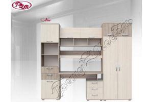 Детская стенка Флеш - Мебельная фабрика «Гранд-мебель»