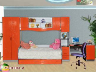 Детская Милена-2 - Мебельная фабрика «Элна»