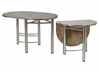Стол Пристенный  раскладной - Мебельная фабрика «5 с плюсом»