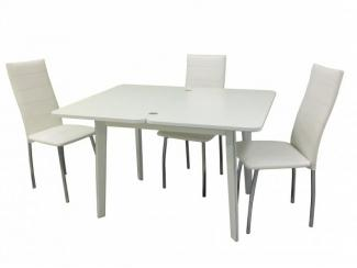 Стол Адела и стулья Азалия - Мебельная фабрика «Ликсин»