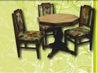 Стол обеденный восьмигранный - Мебельная фабрика «Икар»
