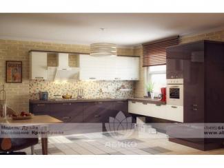 Кухня Драйв Крем-брюле - Мебельная фабрика «Абико»