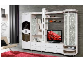 Стенка «Орфей-12»  - Мебельная фабрика «Калинковичский мебельный комбинат»