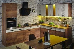 Угловая кухня Адель