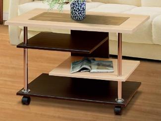 Стол журнальный 3 - Мебельная фабрика «Аджио»