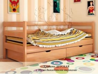 Кровать Детская - Мебельная фабрика «Каприз»