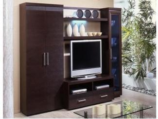 Мебель для гостиной со шкафом  - Мебельная фабрика «Перспектива»