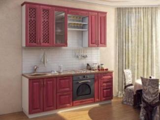 Кухня прямая Ретро стандарт - Мебельная фабрика «Meberotti»
