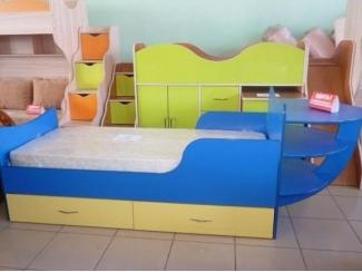 Яркая мебель для детской - Мебельная фабрика «На Трёхгорной»