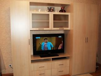 Гостиная стенка Кадрия - Мебельная фабрика «Анкор»