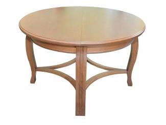 Стол круглый раздвижной - Мебельная фабрика «Прима-мебель»
