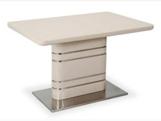 Стильный обеденный стол Santa 120 - Мебельная фабрика «Кухни Медынь»