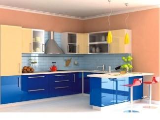 Кухня акрил Бомбея  - Мебельная фабрика «Derli»