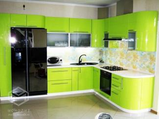 Кухонный гарнитур угловой Стелла 1 - Мебельная фабрика «Монолит»