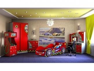 Детская для мальчика Формула - Мебельная фабрика «Мэри-Мебель»