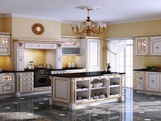 Кухня из массива Афина