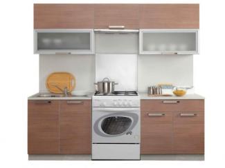 Кухонный гарнитур прямой Престиж 2200 - Мебельная фабрика «Боровичи-мебель», г. Боровичи
