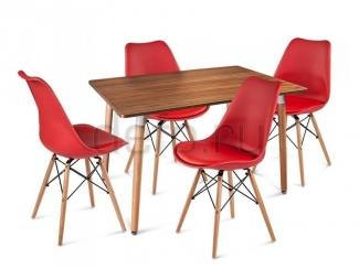 Обеденная  группа Стол Ray-Стула Nexus  - Мебельная фабрика «Дэфо»