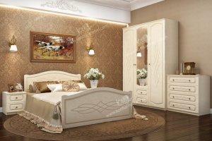 Спальня София МДФ - Мебельная фабрика «Контур»