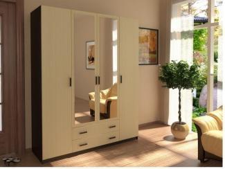 Шкаф Ирис 1 - Мебельная фабрика «Натали»