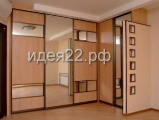 Шкаф - купе угловой - Изготовление мебели на заказ «Идея», г. Барнаул