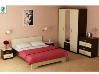 Спальня Дуэт - Мебельная фабрика «Древо»