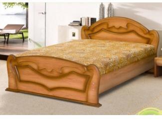 Кровать МДФ МК 16 - Мебельная фабрика «Уютный Дом»